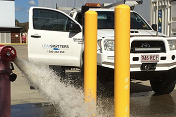 Leakspotters Gold Coast Brisbane leak detection